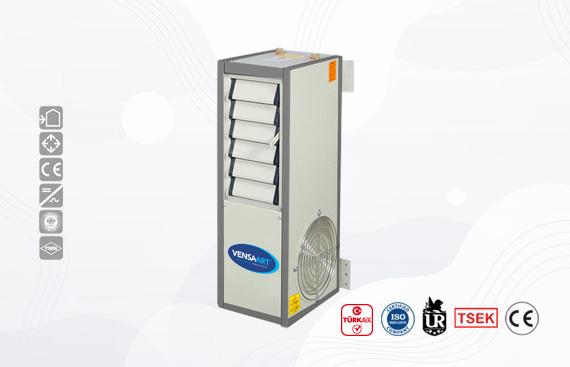 Radial Fan Hot Air Apparatus